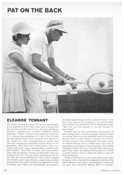 Eleanor Tennant